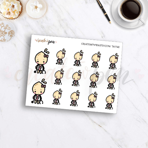 TA48 | Tinta | DOCTOR'S Appointment | Planner Stickers