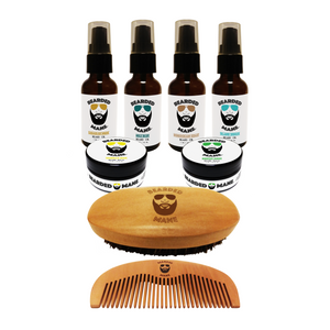 Bearded Mane Grooming Kit