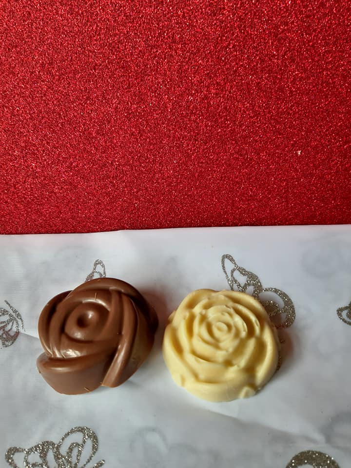Chocolate Rose Duo