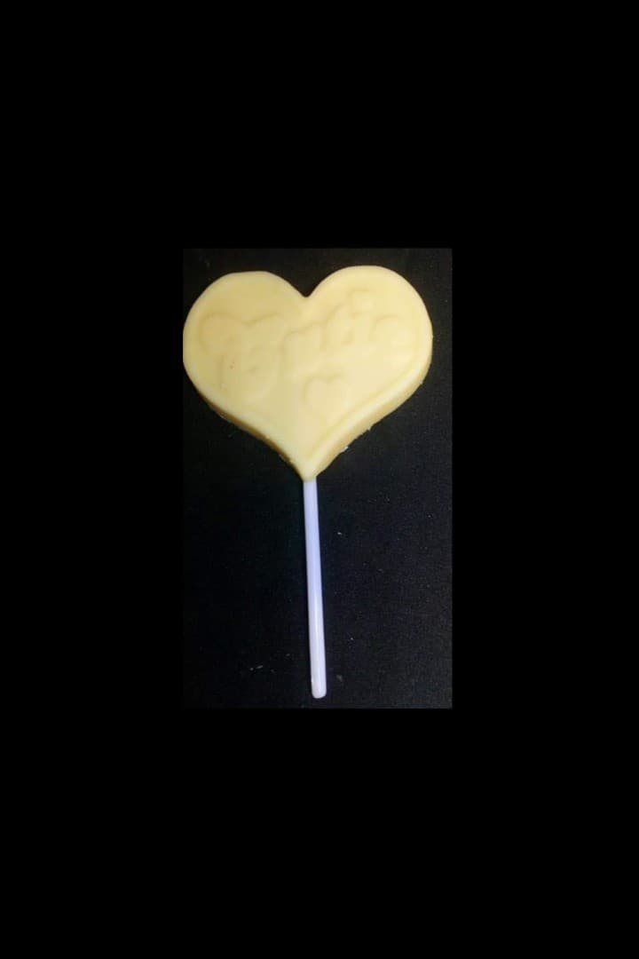 Cutie Heart Lolly