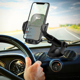 Car Phone Mount Adjustable Universal Cell Phone Car Holder - kasonicdeal