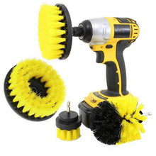 Load image into Gallery viewer, Power Scrubber Brush Set for Bathroom Car | Drill Scrubber Brush