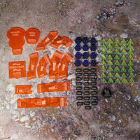 Set Complet Gaslands Refuelled - Templates + Tokens - TGOJ - VF