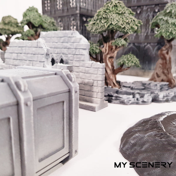 Table ULTIMATE My Scenery - Gothic - Format ETC2021