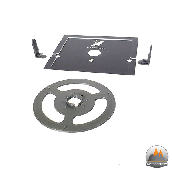 Set GARDE DE NUIT Sous Socle Rotatif - Rotary ASOIAF  Tray Base Set -15%