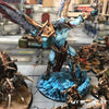 Painted Paint peint Phthisis DEMON prince proxy countas count as W40K Warhammer 40 0000 GREATER ENTITIES LEGION DISTRIBUTION MY SCENERY