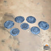 ETC Tabletop wargame Crater type My Scenery Warhammer 40000 40k
