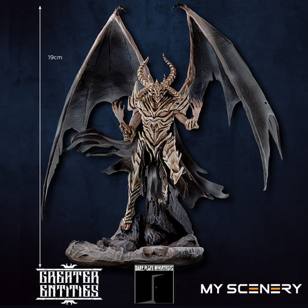 Height Ossuary Ossuaire DEMON prince proxy countas count as W40K Warhammer 40 0000 GREATER ENTITIES LEGION DISTRIBUTION MY SCENERY