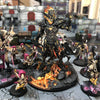 Painted Paint peint Pyrexia DEMON prince proxy countas count as W40K Warhammer 40 0000 GREATER ENTITIES LEGION DISTRIBUTION MY SCENERY