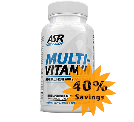 Advanced Multi Vitamin 1 Bottle 1cus