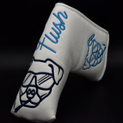 Flush Dog Putter Cover Flush Golf Co.