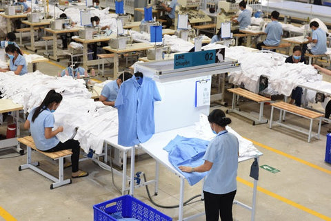 Clothes manufacturing