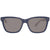 ERMENEGILDO ZEGNA Trapezium Blue Men Sunglasses