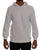 DANIELE ALESSANDRINI  Pullover Hooded Cotton Sweater For Men