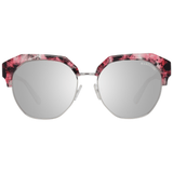 GUESS BY MARCIANO Pink Oval Sunglasses for Women
