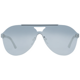 POLICE Mono Lens Silver Men Sunglasses
