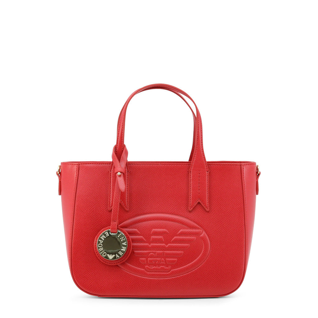Emporio Armani Women's Red Handbag