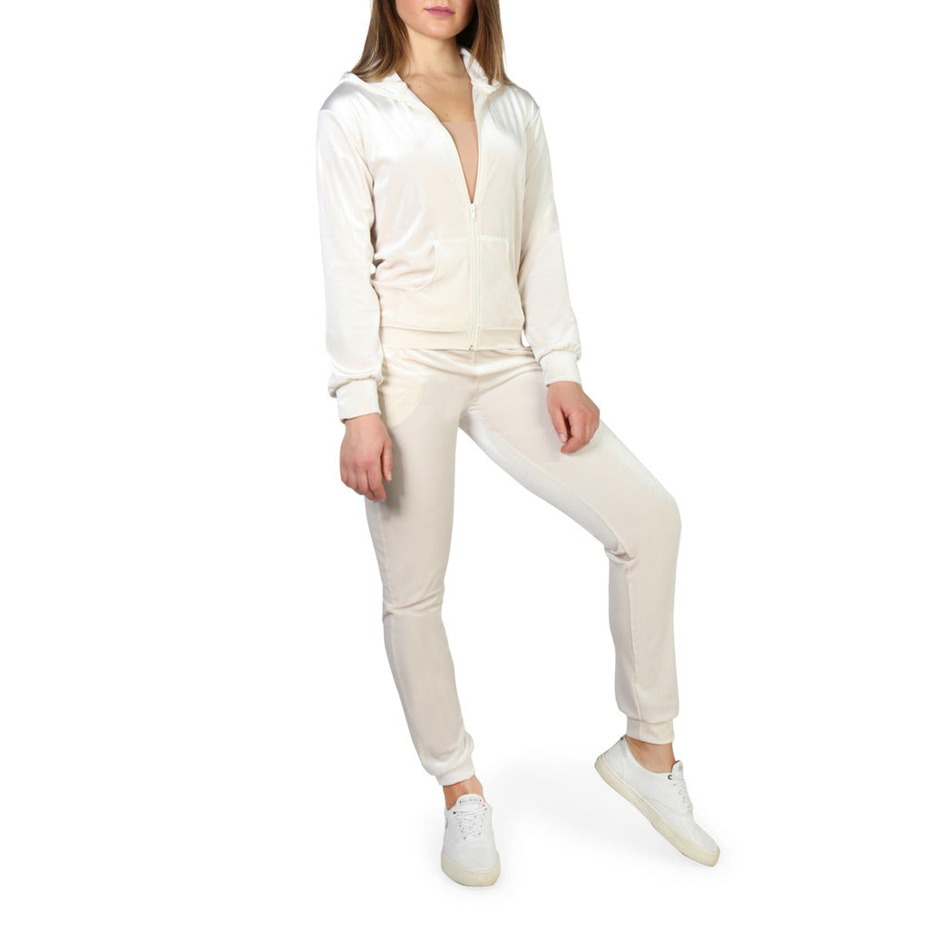 Bodyboo's Stunning Ivory Tracksuit For Lady