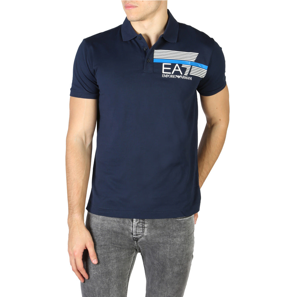 EA7 Gorgeous Looking Polo shirt For  Men