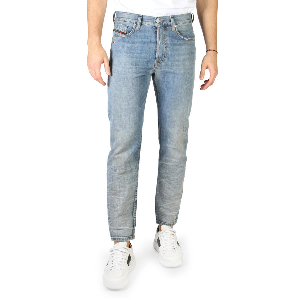 Diesel Men's Comfort Stretch Straight Fit Jean
