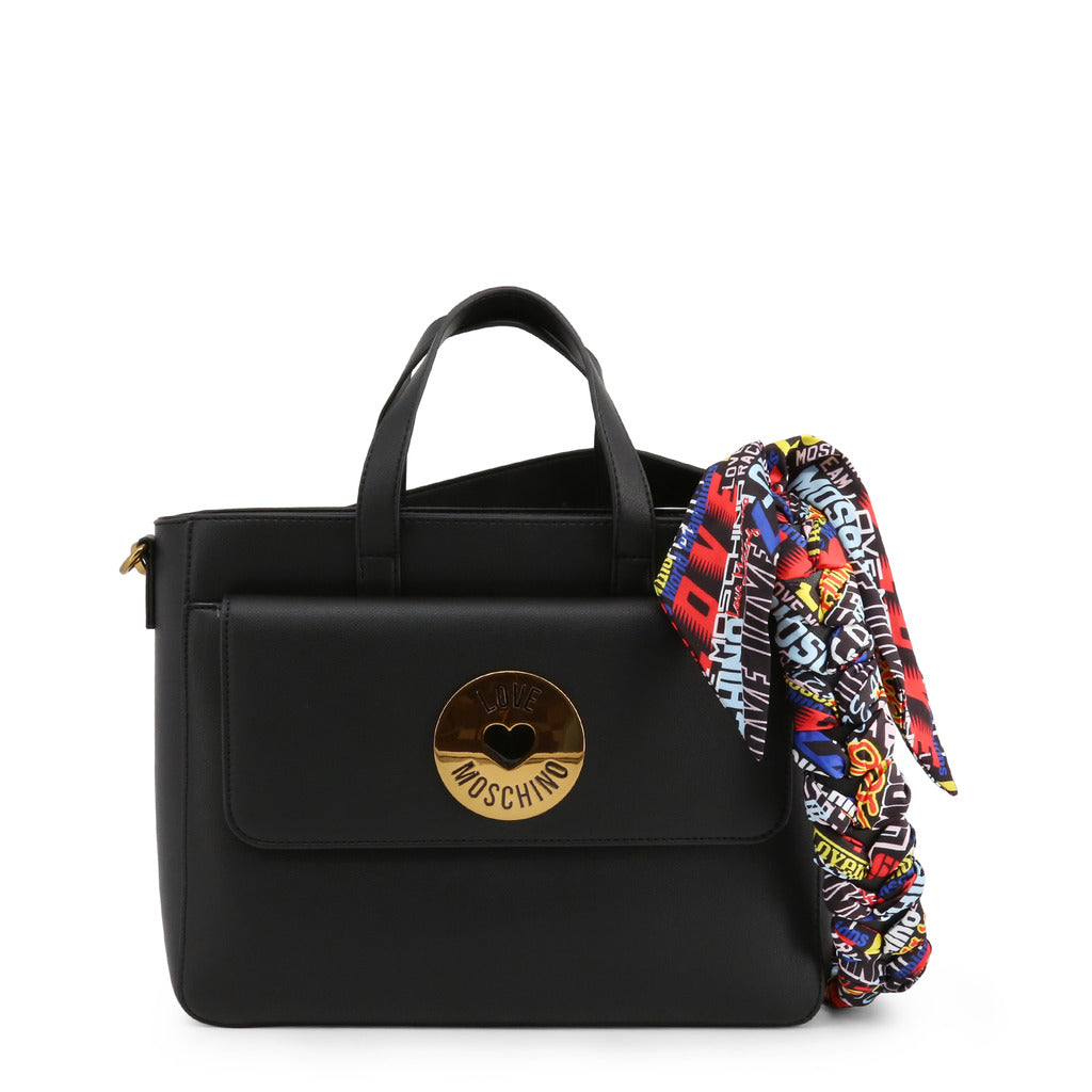 Love Moschino Gorgeous Looking Handbag For Ladies