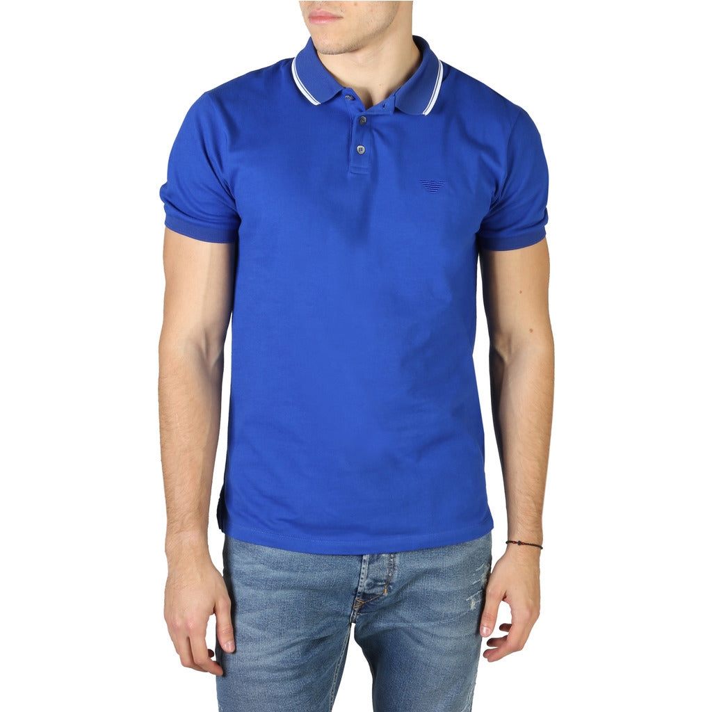 Emporio Armani Men's Stylish Polo Shirt