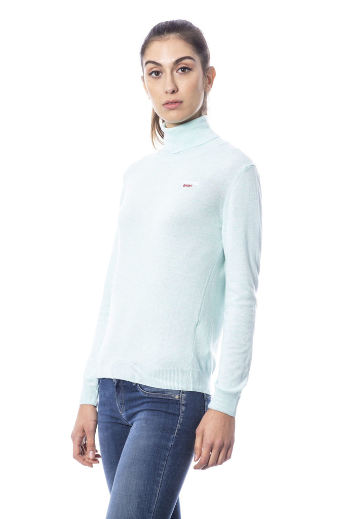 ROBERTO CAVALLI SPORT Acquamarina Sweater For Women