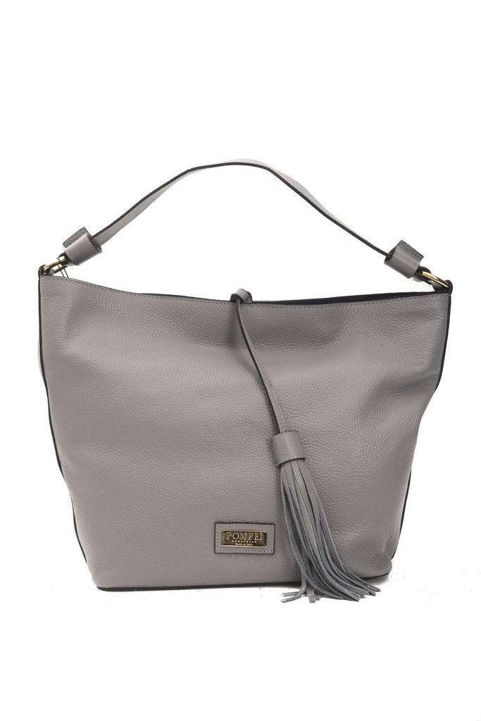 POMPEI DONATELLA Fog Shoulder Bag With Adjustable Shoulder Strap