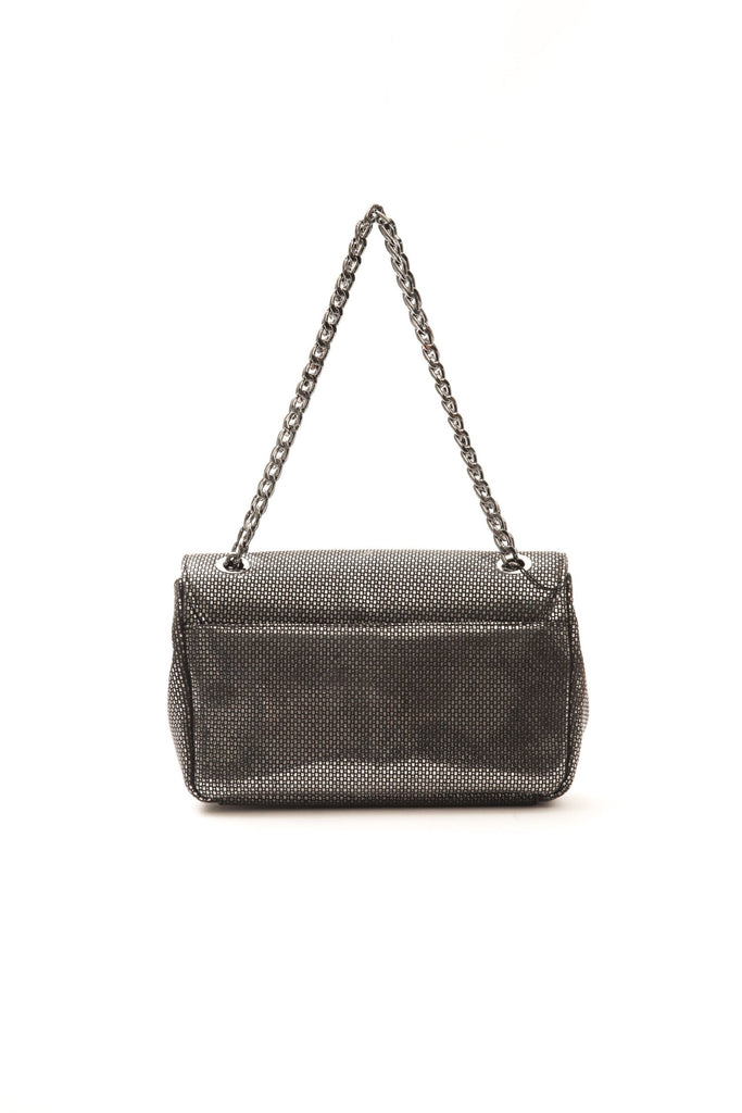 POMPEI DONATELLA Grigio Grey Crossbody Bag For Lady