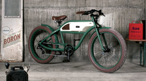 Maverick E-Bike by Michael Blast