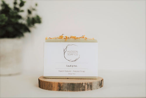 EUCALYPTUS - Natural Soap