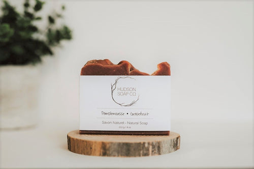 GRAPEFRUIT - Natural Soap