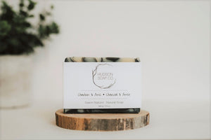 CHARCOAL & ANISE - Natural Soap