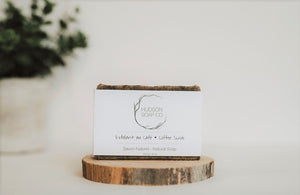 COFFEE SCRUB - Natural Soap