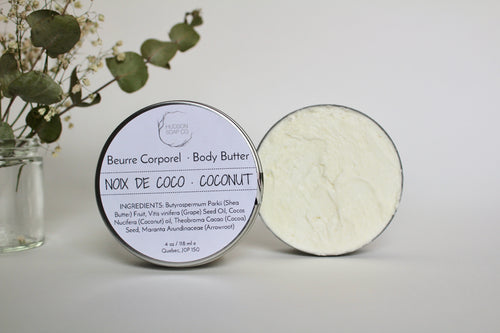 COCONUT - Body Butter
