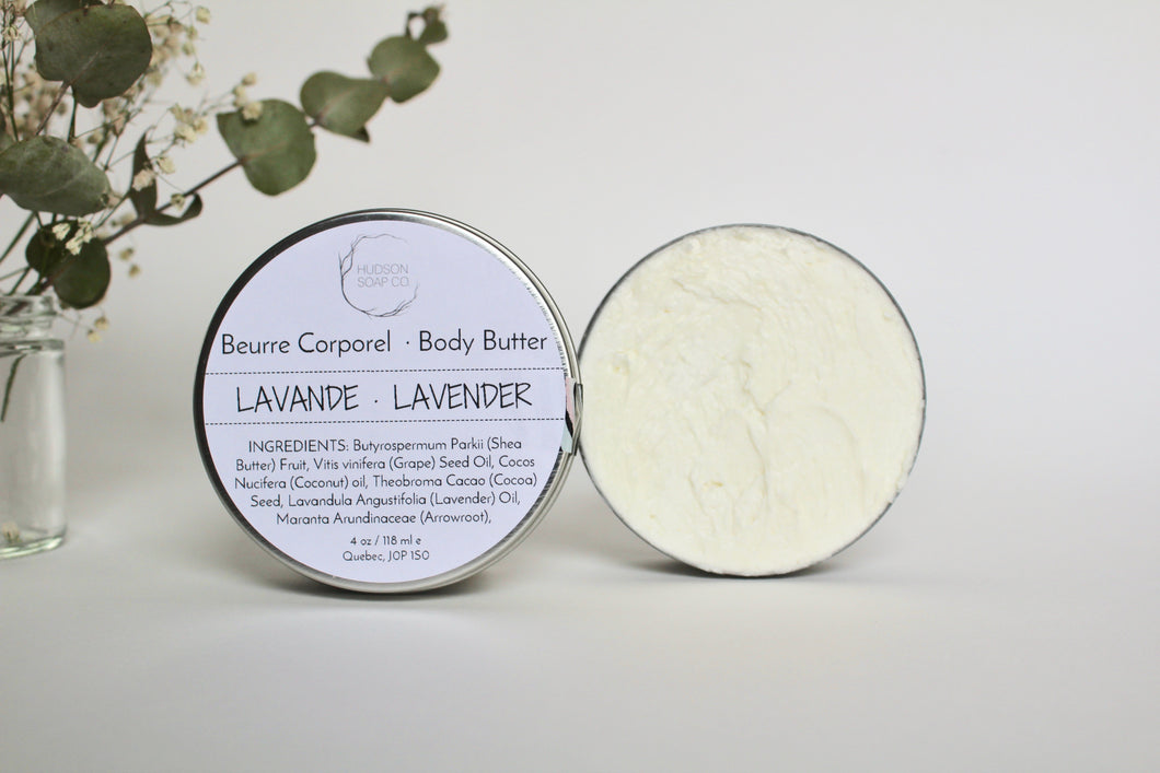 LAVENDER - Body Butter
