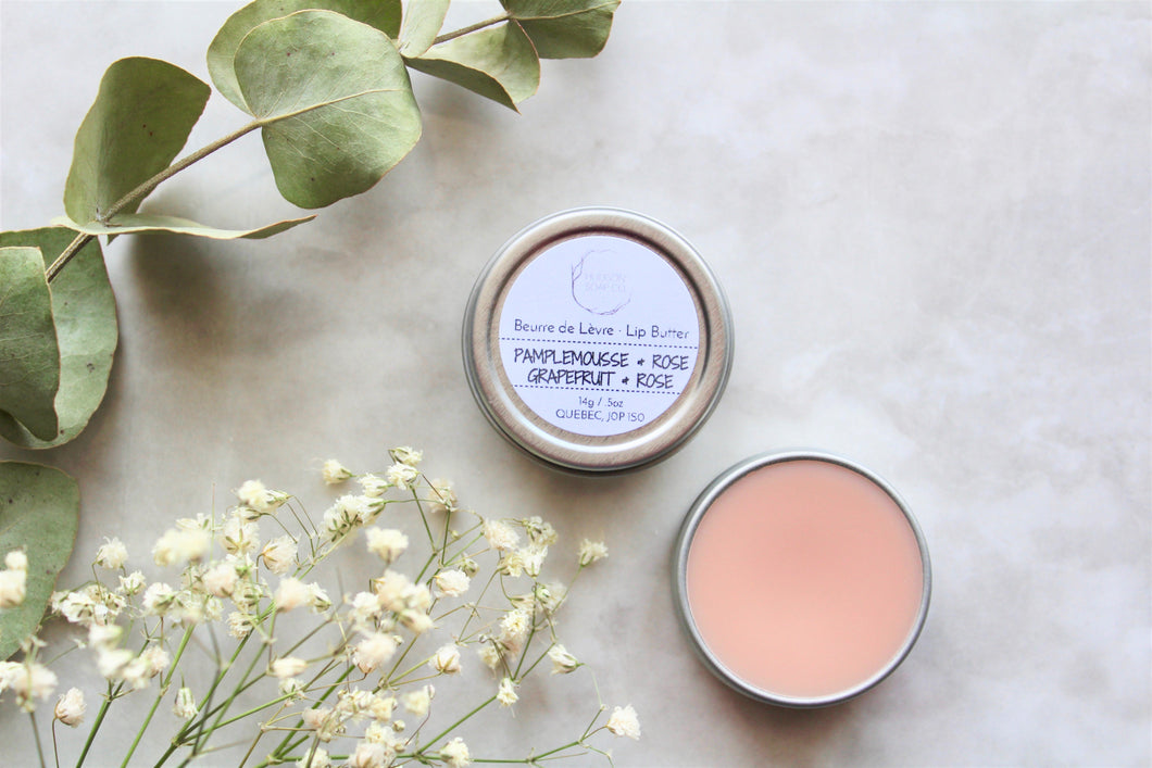 GRAPEFRUIT - Lip Butter