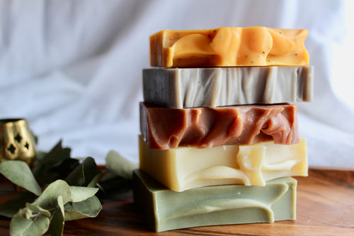 5 BAR BUNDLE - Natural Soap