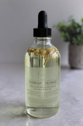 RECHARGE - Body Oil