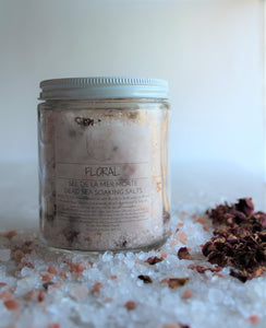 FLORAL - Soaking Salts