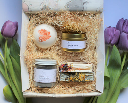 Mother's Day Spa Gift Set