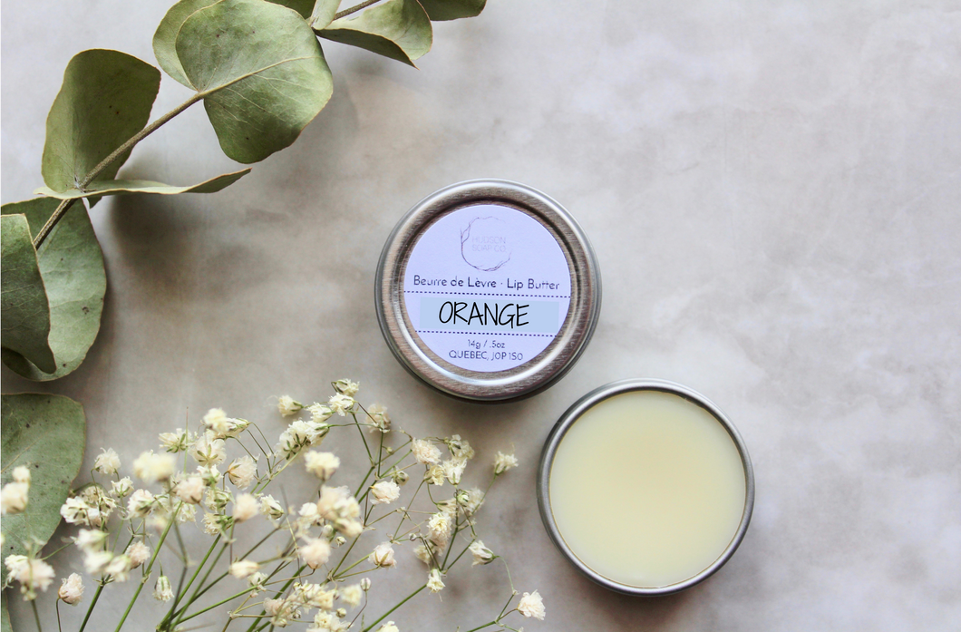 ORANGE - Lip Butter