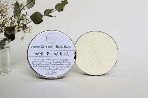 VANILLA - Body Butter