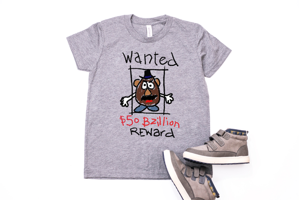 "Toy Story ""Wanted"" Youth T-Shirt"