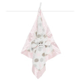little giraffe little g blanky in pink | eku Box