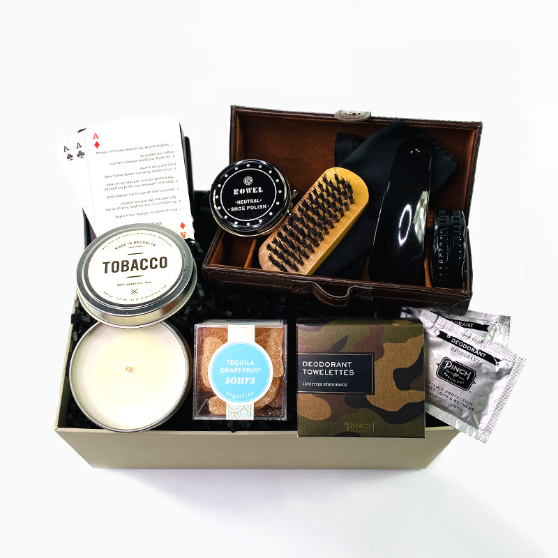 The Gentleman's Gift Box by eku Box
