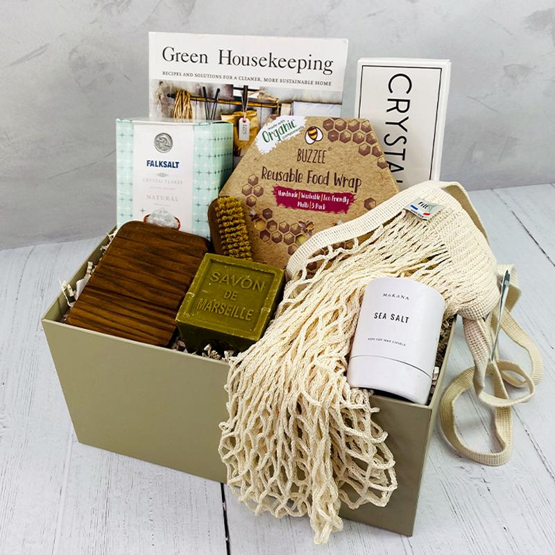 Green Living Gift Box - eku Box