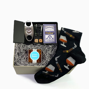 guys night out gift box - eku box