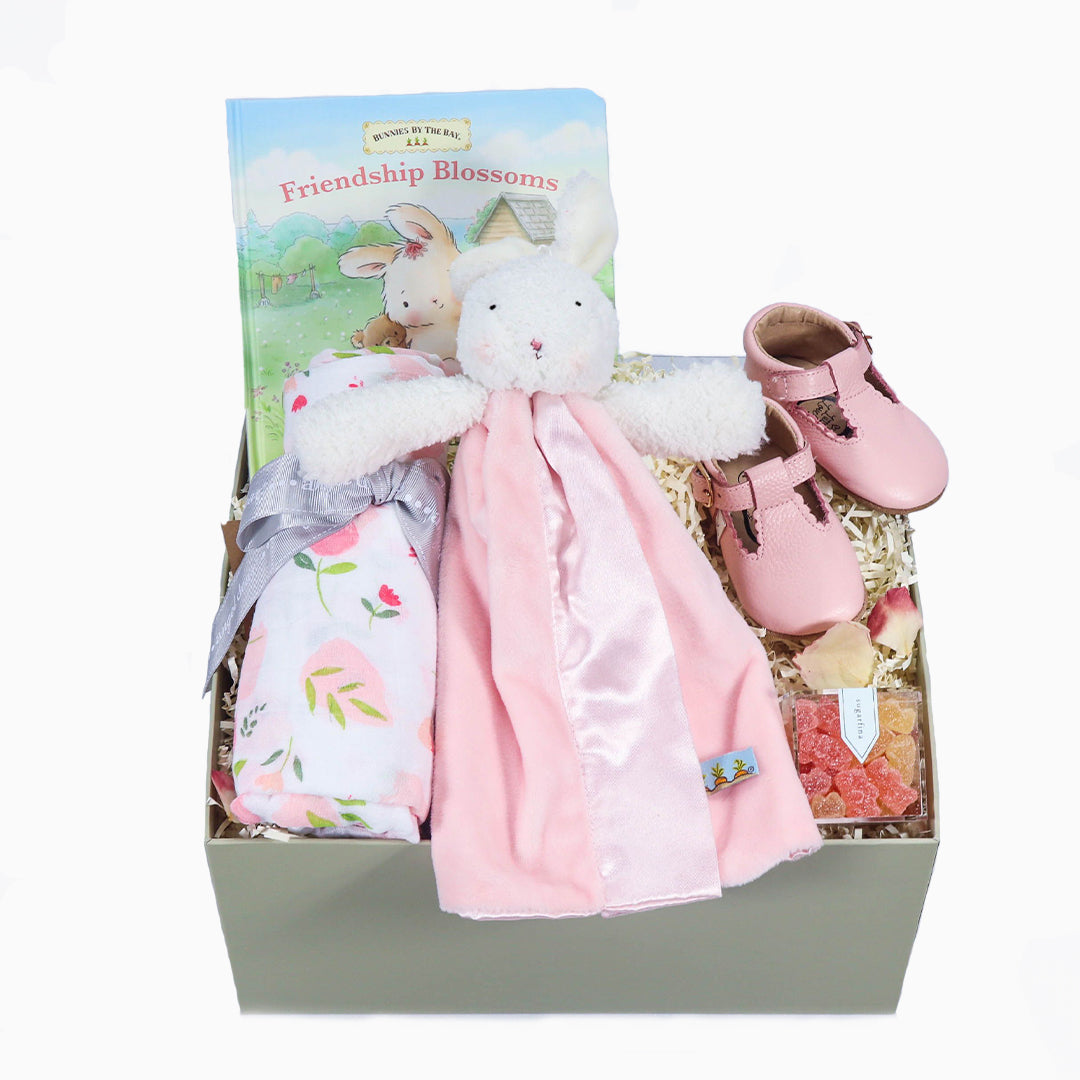 Baby Girl Newborn Baby Gift Box -ekuBOX