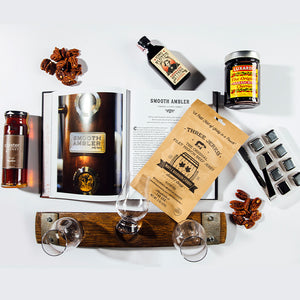 Bourbon Lover's box by eku box curated gift boxes - view 2